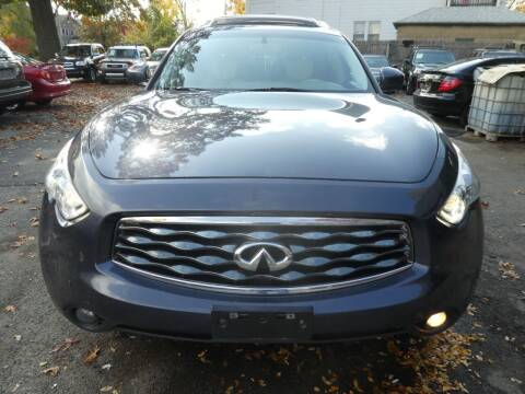 2010 Infiniti FX35 for sale at Wheels and Deals in Springfield MA