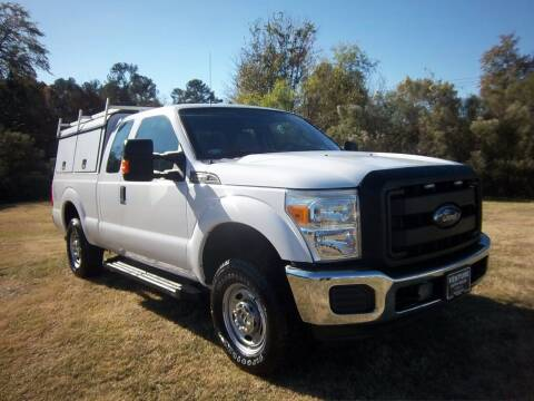 2016 Ford F250 XL 4x4 Extended Cab for sale at Venture Auto Sales Inc in Augusta GA
