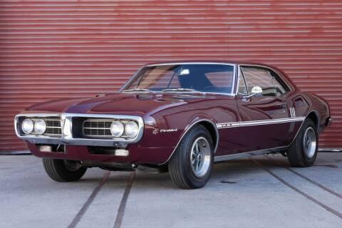1967 Pontiac Firebird for sale at Sierra Classics & Imports in Reno NV