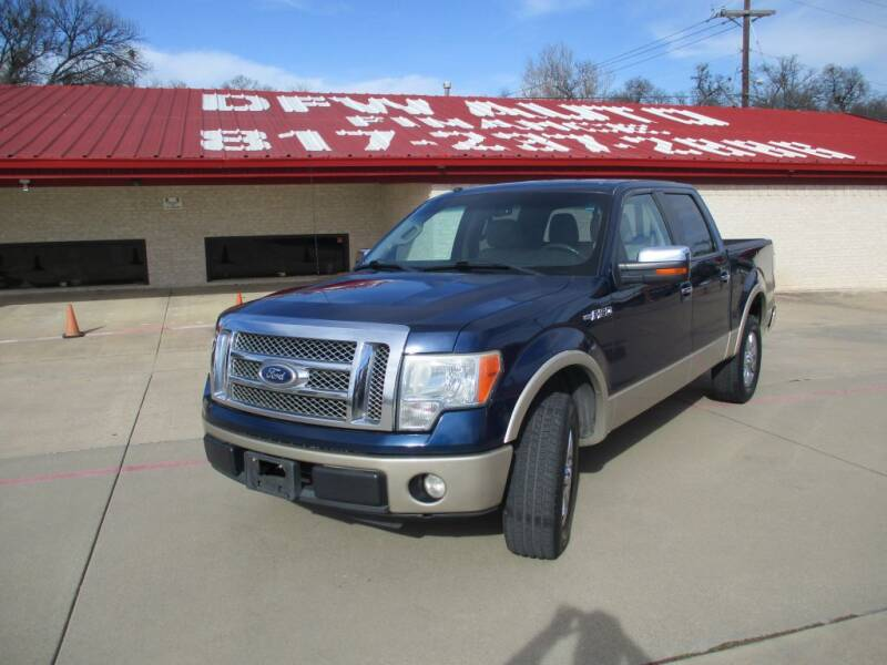2010 Ford F-150 for sale at DFW Auto Leader in Lake Worth TX