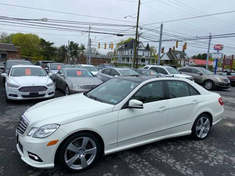 2011 Mercedes-Benz E-Class for sale at Masic Motors, Inc. in Harrisburg PA