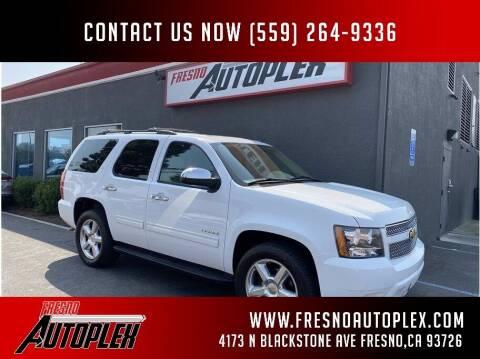 2012 Chevrolet Tahoe for sale at Fresno Autoplex in Fresno CA