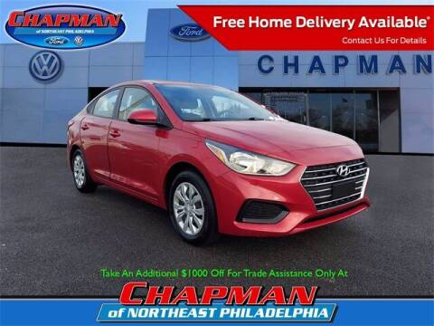 2019 Hyundai Accent for sale at CHAPMAN FORD NORTHEAST PHILADELPHIA in Philadelphia PA