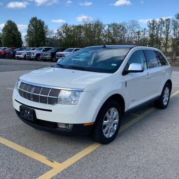 2008 Lincoln MKX for sale at MBM Auto Sales and Service in East Sandwich MA
