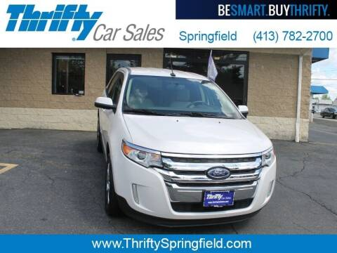 2014 Ford Edge for sale at Thrifty Car Sales Springfield in Springfield MA
