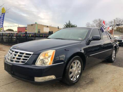 2008 Cadillac DTS for sale at Crestwood Auto Center in Richmond VA