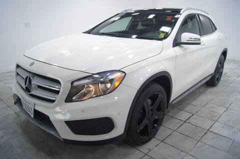 2016 Mercedes-Benz GLA for sale at Sacramento Luxury Motors in Carmichael CA