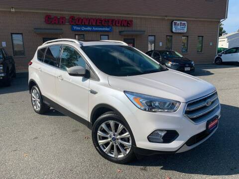 2017 Ford Escape for sale at CAR CONNECTIONS in Somerset MA