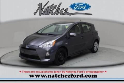 2014 Toyota Prius c for sale at Auto Group South - Natchez Ford Lincoln in Natchez MS