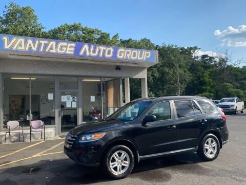 2012 Hyundai Santa Fe for sale at Vantage Auto Group in Brick NJ