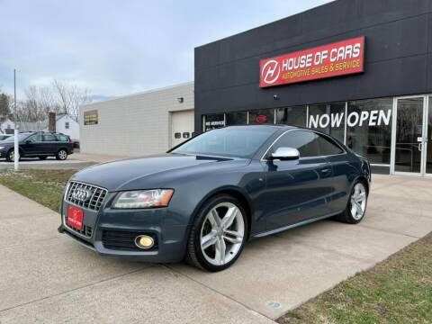 2011 Audi S5 for sale at HOUSE OF CARS CT in Meriden CT