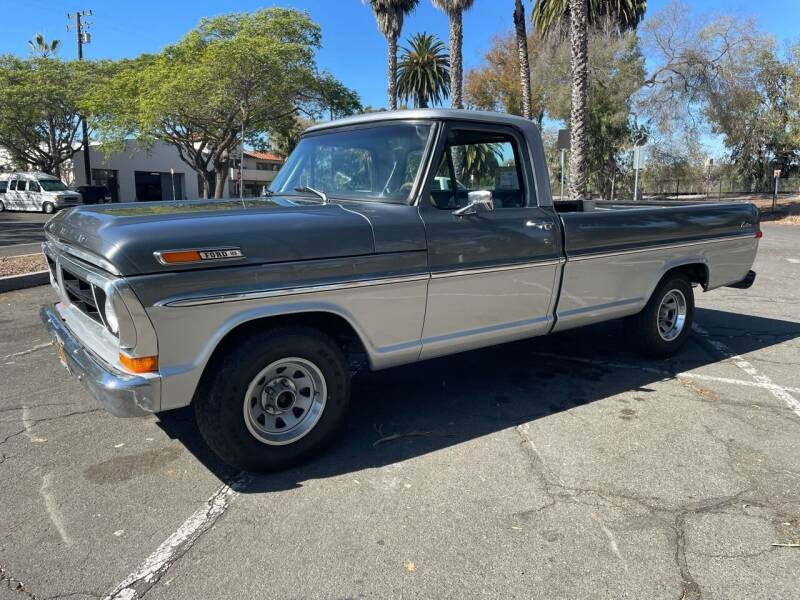 1972 Ford F-100 for sale at Milpas Motors Auto Gallery in Ventura CA