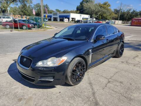 2011 Jaguar XF for sale at Advance Import in Tampa FL
