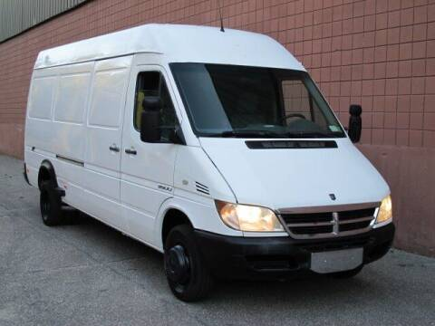 2005 Dodge Sprinter Cargo for sale at United Motors Group in Lawrence MA