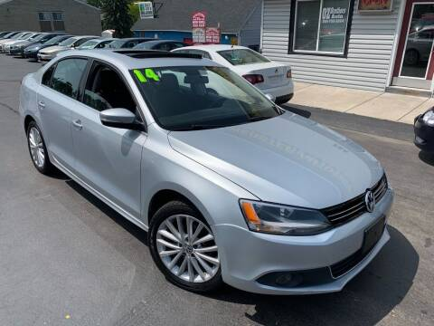 2014 Volkswagen Jetta for sale at OZ BROTHERS AUTO in Webster NY