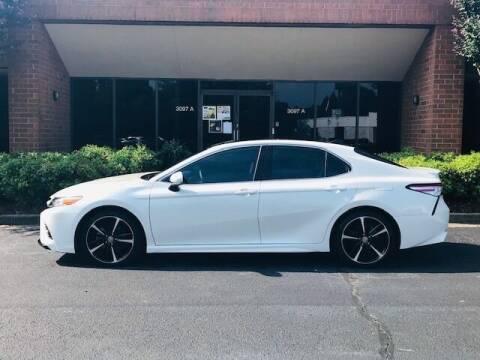 2020 Toyota Camry for sale at RPM Motorsports Of Atlanta in Atlanta GA