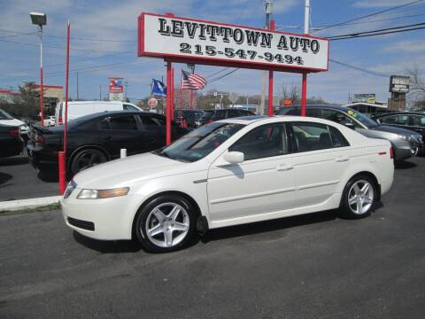 2005 Acura TL for sale at Levittown Auto in Levittown PA