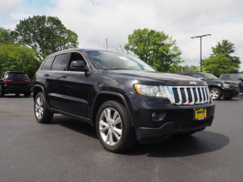 2012 Jeep Grand Cherokee for sale at Buhler and Bitter Chrysler Jeep in Hazlet NJ