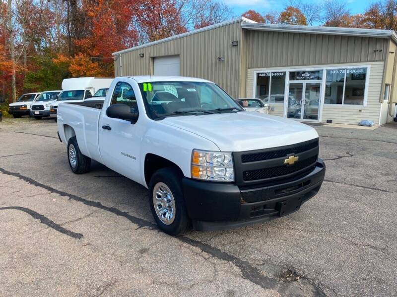 2011 Chevrolet Silverado 1500 for sale at Auto Towne in Abington MA