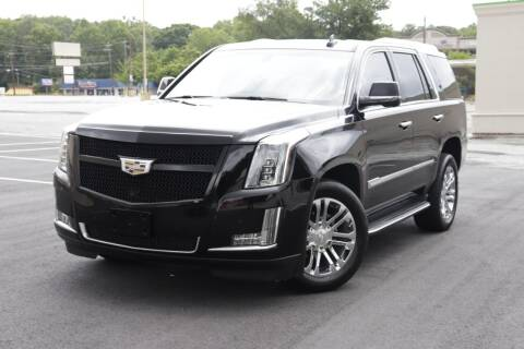 2016 Cadillac Escalade for sale at Auto Guia in Chamblee GA