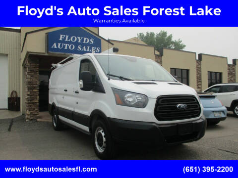 2019 Ford Transit Cargo for sale at Floyd's Auto Sales Forest Lake in Forest Lake MN