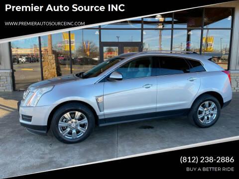 2014 Cadillac SRX for sale at Premier Auto Source INC in Terre Haute IN