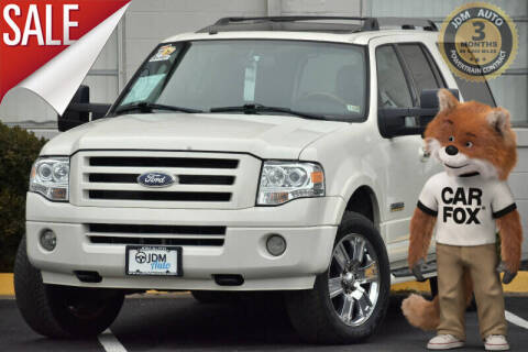 2007 Ford Expedition for sale at JDM Auto in Fredericksburg VA