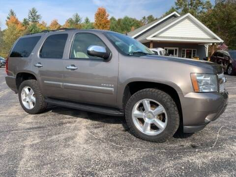 2011 Chevrolet Tahoe for sale at Drivers Choice Auto & Truck in Fife Lake MI