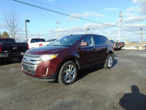 2011 Ford Edge for sale at FINAL DRIVE AUTO SALES INC in Shippensburg PA