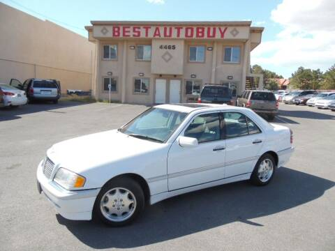 2000 Mercedes-Benz C-Class for sale at Best Auto Buy in Las Vegas NV