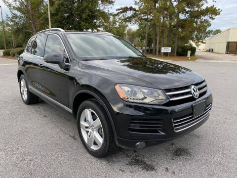 2012 Volkswagen Touareg for sale at Global Auto Exchange in Longwood FL