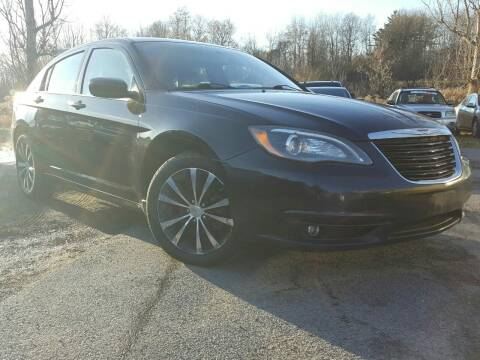 2011 Chrysler 200 for sale at GLOVECARS.COM LLC in Johnstown NY