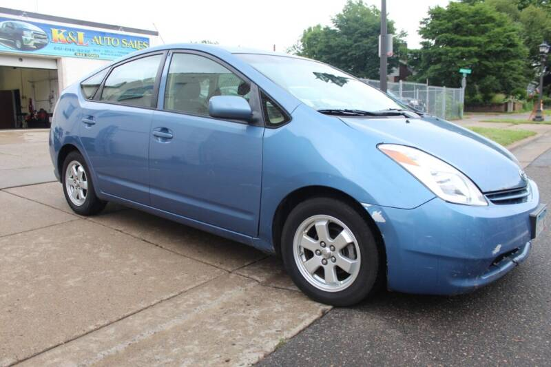 2005 Toyota Prius for sale at K & L Auto Sales in Saint Paul MN