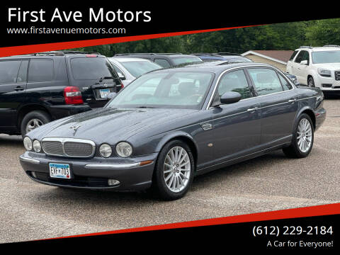 2006 Jaguar XJ-Series for sale at First Ave Motors in Shakopee MN