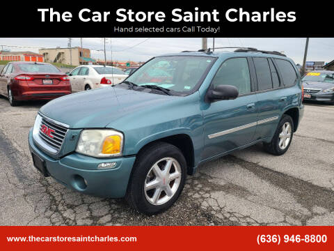 2009 GMC Envoy for sale at The Car Store Saint Charles in Saint Charles MO