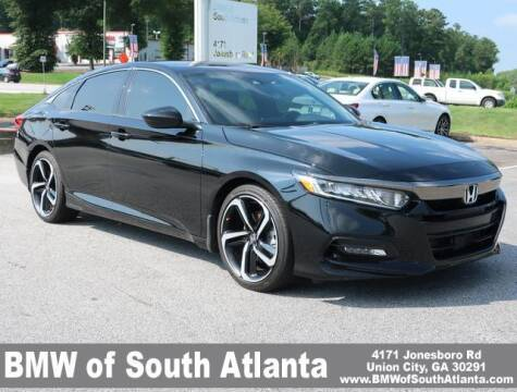 2019 Honda Accord for sale at Carol Benner @ BMW of South Atlanta in Union City GA