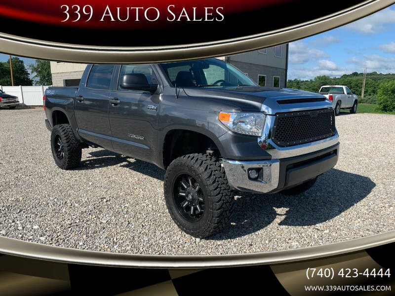 2016 Toyota Tundra for sale at 339 Auto Sales in Belpre OH