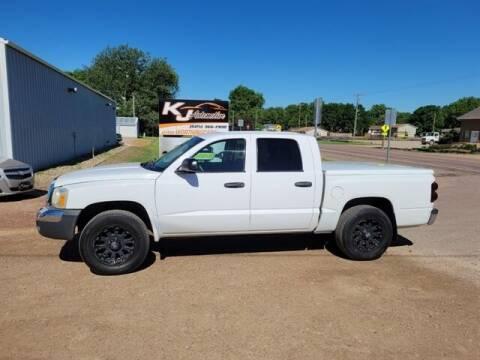 2005 Dodge Dakota for sale at KJ Automotive in Worthing SD