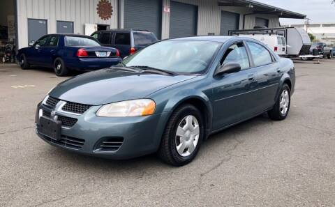 2005 Dodge Stratus for sale at DASH AUTO SALES LLC in Salem OR