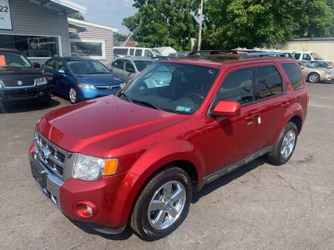 2012 Ford Escape for sale at Masic Motors, Inc. in Harrisburg PA