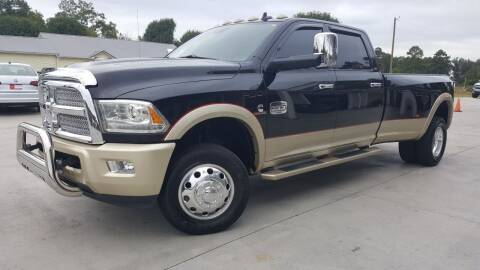 2014 RAM Ram Pickup 3500 for sale at Crossroads Auto Sales LLC in Rossville GA