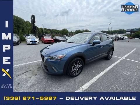 2018 Mazda CX-3 for sale at Impex Auto Sales in Greensboro NC