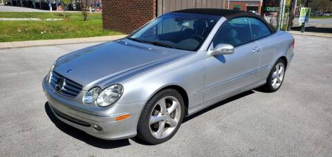 2005 Mercedes-Benz CLK for sale at Z Motors in Chattanooga TN