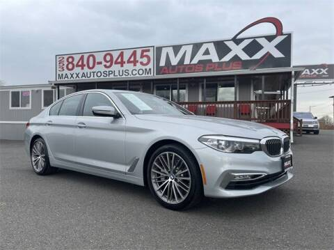 2017 BMW 5 Series for sale at Maxx Autos Plus in Puyallup WA