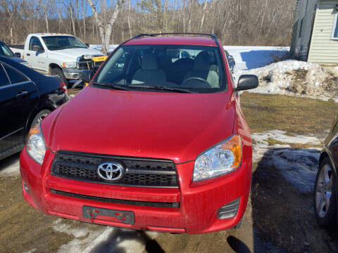 2012 Toyota RAV4 for sale at Richard C Peck Auto Sales in Wellsville NY