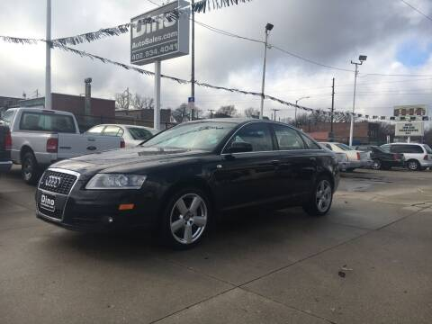 2008 Audi A6 for sale at Dino Auto Sales in Omaha NE