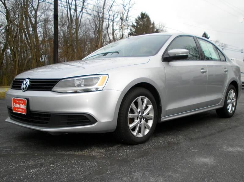2012 Volkswagen Jetta for sale at Auto Brite Auto Sales in Perry OH