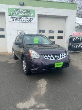 2014 Nissan Rogue for sale at Pikeside Automotive in Westfield MA