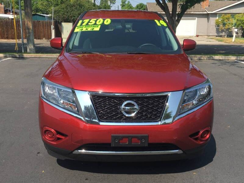 2014 Nissan Pathfinder for sale at Best Buy Auto in Boise ID