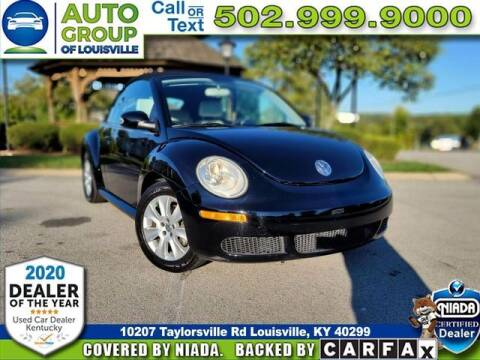 2010 Volkswagen New Beetle Convertible for sale at Auto Group of Louisville in Louisville KY